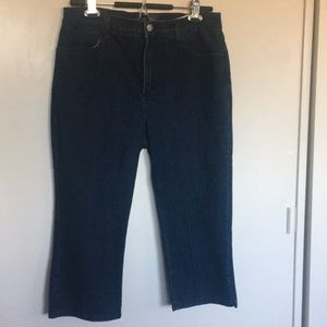 Not Your Daughter's Jeans cropped jeans - size 12P